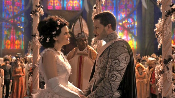 "Real-Life Fairy Tale Wedding: Your ""Once Upon a Time"" Disney Wedding"